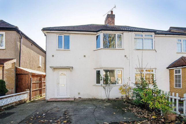 Thumbnail Property to rent in Crossway, West Ealing
