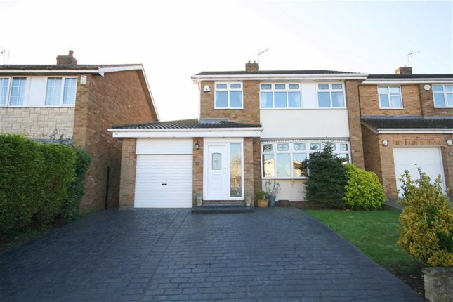 Thumbnail Detached house for sale in Spitalfields, Blyth, Nottinghamshire