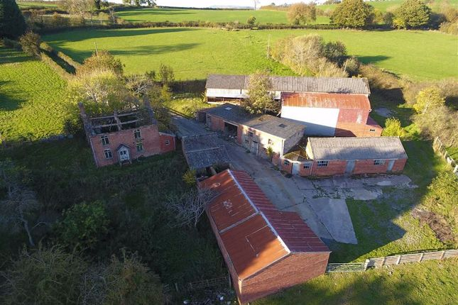 Thumbnail Farm for sale in Llanfechain