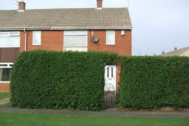 Thumbnail Semi-detached house to rent in Sea Crest Road, Newbiggin-By-The-Sea
