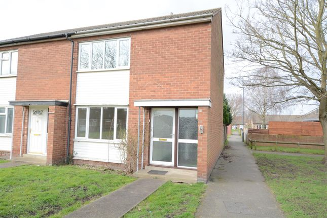 2 bed town house to rent in Dixon Court, Selby YO8