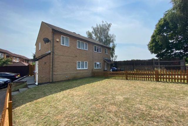 3 bed semi-detached house for sale in Morgan Close, Rectory Farm, Northampton NN3