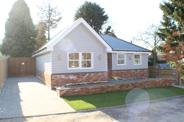 Thumbnail Detached bungalow for sale in Stacey Drive, Langdon Hills, Essex