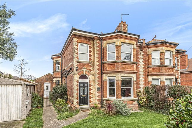 Thumbnail Semi-detached house for sale in Netherton Road, Weymouth, Dorset