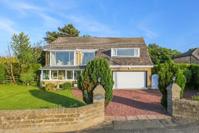 Thumbnail Detached house for sale in Cresswell Road, Cresswell, Morpeth
