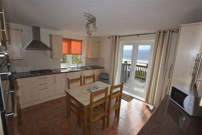 Kitchen of 62, Plas Panteidal, Aberdyfi, Gwynedd LL35