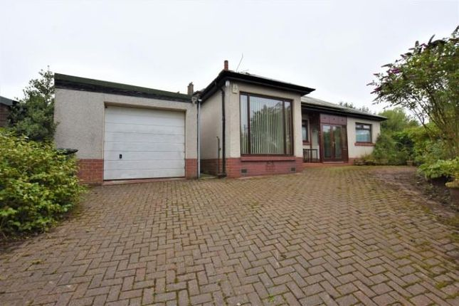 Thumbnail Detached bungalow for sale in Abbots Walk, Crieff