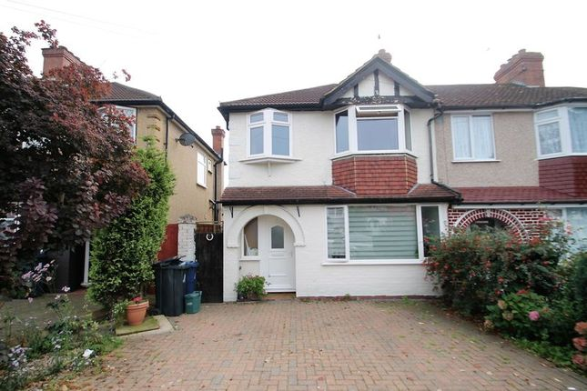 3 bed terraced house for sale in Girton Road, Northolt