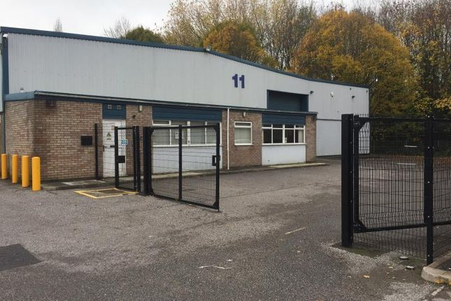 Thumbnail Industrial to let in Unit 11, Unit 11, The Hemmingway Centre, Walker Way, Thornbury, Bristol