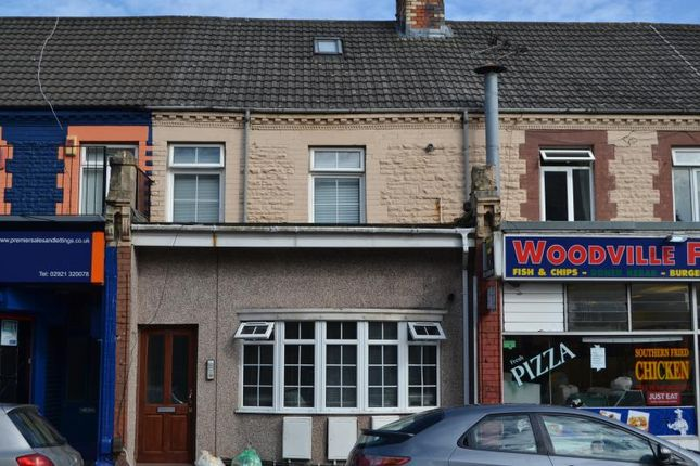 Thumbnail Flat to rent in 88, Woodville Road, Cathays, Cardiff, South Wales