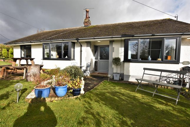 Thumbnail Detached bungalow for sale in Pennington, Ulverston