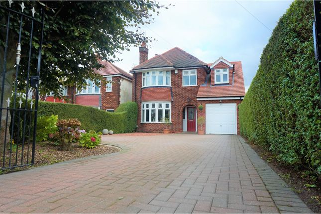 Thumbnail Detached house for sale in Alfreton Road, Sutton-In-Ashfield