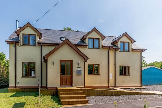 Thumbnail Detached house for sale in Mynyddcerrig, Llanelli, Carmarthenshire