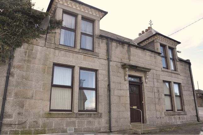 Thumbnail Detached house for sale in 47 High Street, New Pitsligo