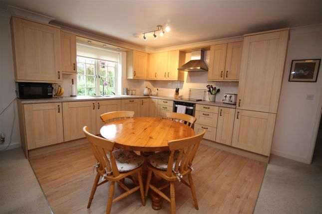 Kitchen of Cornmill House, Old Mill Close, Tiverton EX16