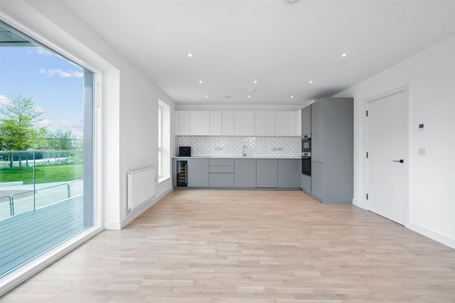 Thumbnail Flat to rent in Edwin House, Accolade Avenue, Southall