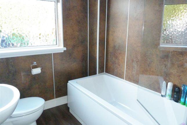 Bathroom of Bellfield Road, Bannockburn, Stirling FK7