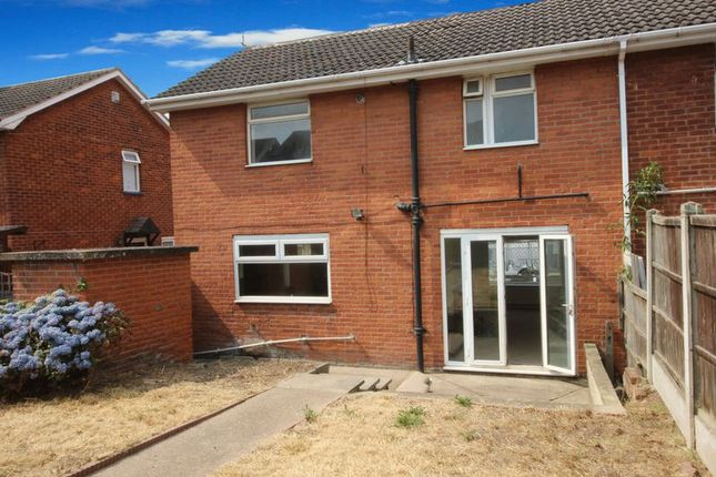 Thumbnail Semi-detached house for sale in Whitewater Road, Ollerton, Newark