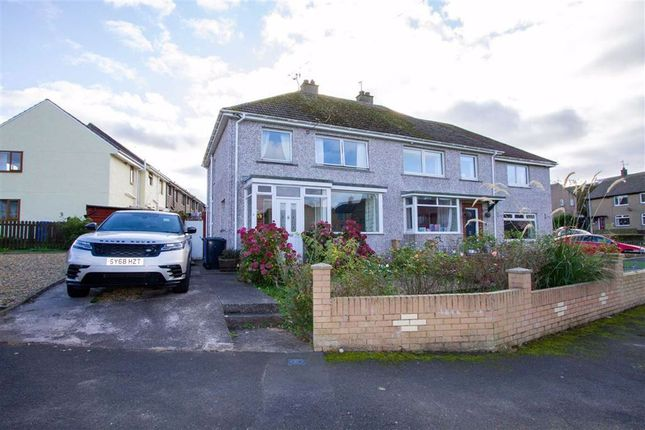 Thumbnail Semi-detached house for sale in Westfield Avenue, Berwick-Upon-Tweed, Northumberland