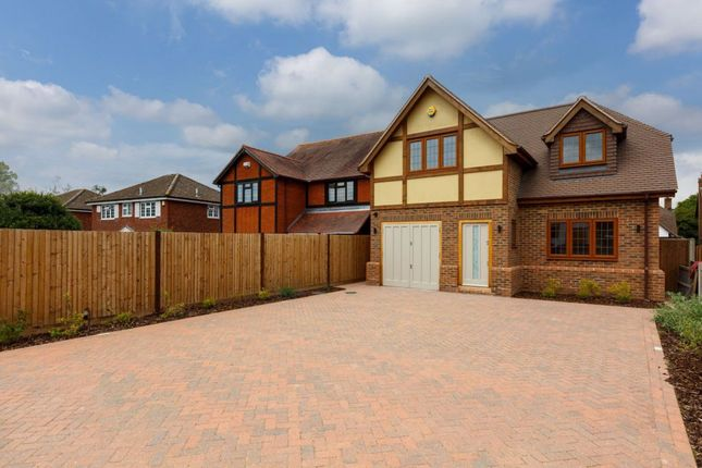 Thumbnail Detached house to rent in Church Road, Hartley, Kent