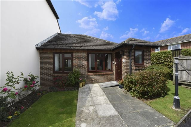 Thumbnail Bungalow for sale in Windmill Court, East Wittering, Chichester