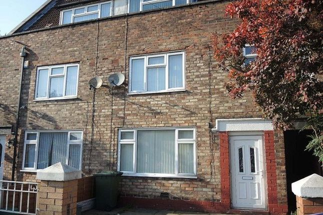 Thumbnail Terraced house to rent in Waresley Crescent, Liverpool