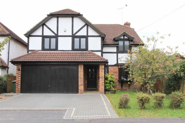 Thumbnail Detached house to rent in West Way, Pinner