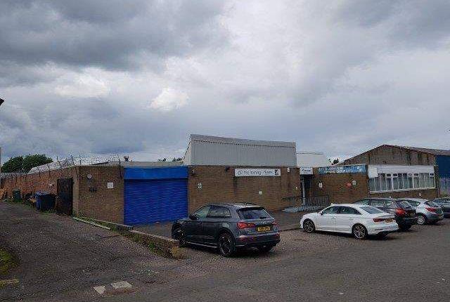 Thumbnail Light industrial for sale in Laighcartside Street, Johnstone