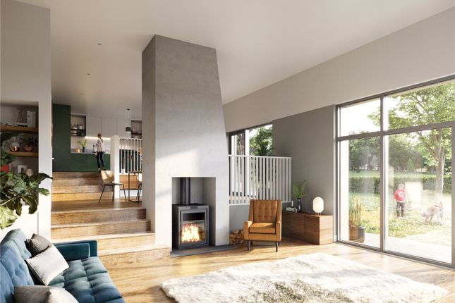 Thumbnail Detached house for sale in Plot 13 - Athron Hill, Milnathort, Kinross