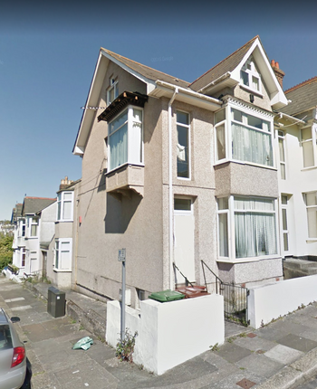 Thumbnail Terraced house for sale in Alton Road, Mutley, Plymouth