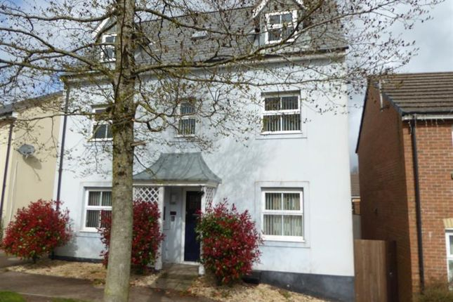 Thumbnail Detached house for sale in Dragon Way, Penallta, Hengoed