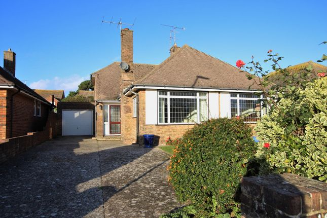 Thumbnail Detached bungalow to rent in Warnham Road, Goring-By-Sea