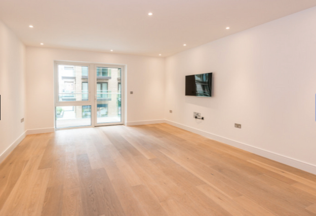 Thumbnail Flat for sale in Fulham Reach, Distillery Road, Hammersmith, London