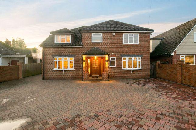 Thumbnail Detached house for sale in Kempshott Lane, Basingstoke