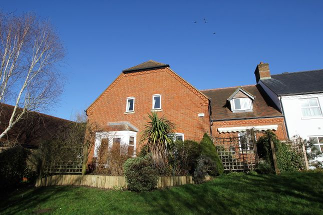 Thumbnail Mews house for sale in Cromwell Gardens, Steeple Drive, Alton, Hampshire