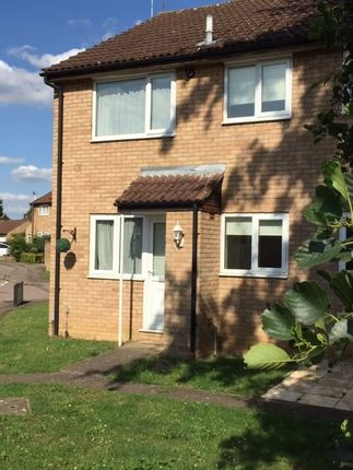 Thumbnail Semi-detached house to rent in Manorfield Close, Little Billing, Northampton