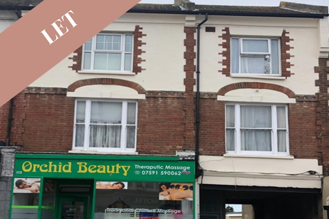 Thumbnail Maisonette to rent in London Road, Bexhill On Sea