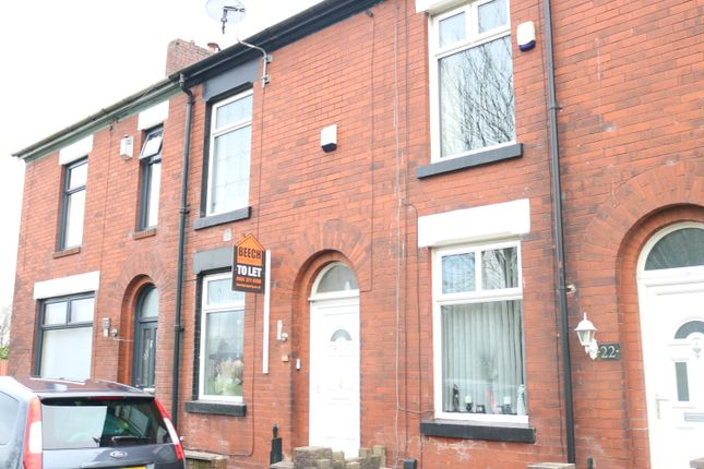 Thumbnail Terraced house to rent in Oldham Street, Droylsden, Manchester