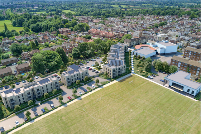 """2 bedroom flat for sale in """"Burbank Apartments"""" at London Road, Southborough, Tunbridge Wells"""