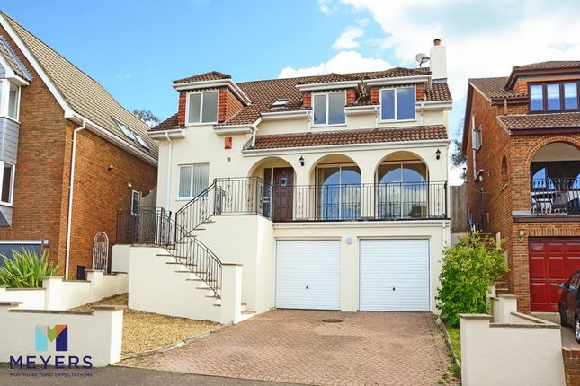 Thumbnail Property for sale in Shepherds Way, Bournemouth