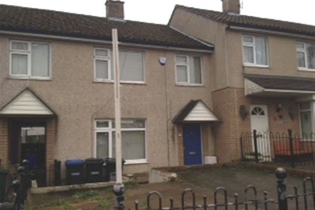 Thumbnail Terraced house to rent in Knutsford Grove, Bradford, West Yorkshire