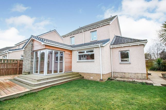 Thumbnail Detached house for sale in Lochside Crescent, Montrose, Angus