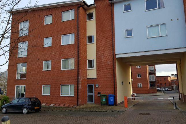 1 bed flat to rent in Great Colmore Street, Birmingham