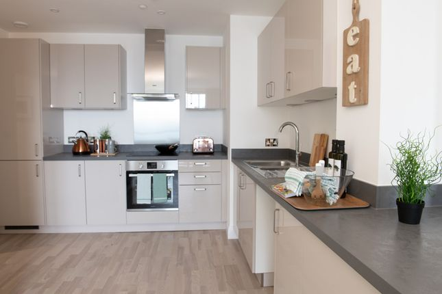 Flat for sale in Flat 39 New Malden House, 1 Bladgon Road, New Malden