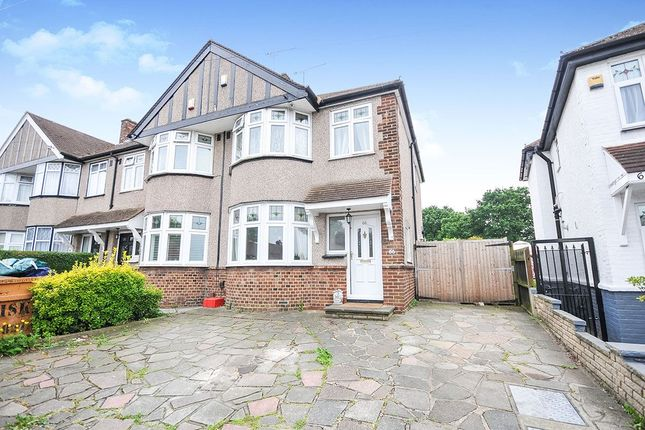 Thumbnail Semi-detached house to rent in Oxhawth Crescent, Bromley