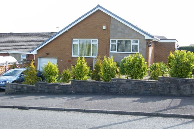 Thumbnail Detached bungalow for sale in Brockwell Lane, Brockwell, Chesterfield