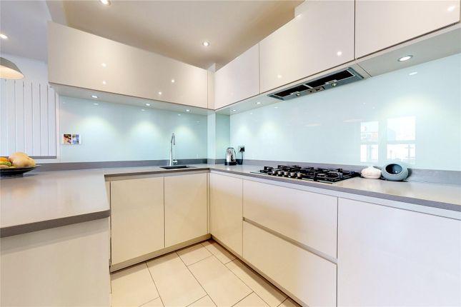 Kitchen of Seward Street, London EC1V