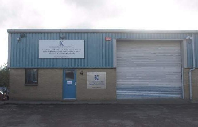 Thumbnail Light industrial to let in Kirkhill Place, Aberdeen