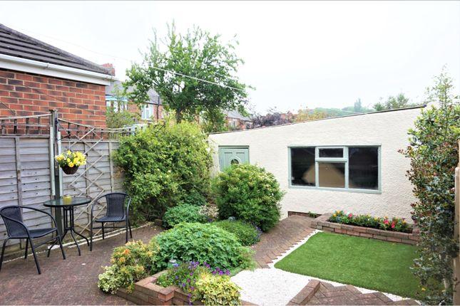 Rear Garden of Henley Road, Middlesbrough TS5