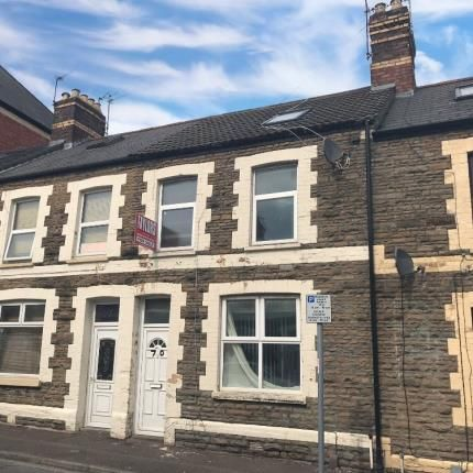 Thumbnail Terraced house for sale in Daniel Street, Cardiff, Caerdydd